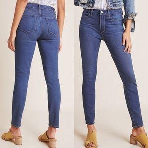PAIGE Hoxton Hi Rise Ultra Skinny Jeans Size 28